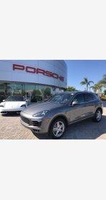 2017 Porsche Cayenne S for sale 101348382