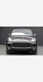 2017 Porsche Cayenne for sale 101362201