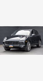 2017 Porsche Cayenne Platinum Edition for sale 101363385