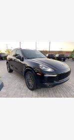 2017 Porsche Cayenne for sale 101392598