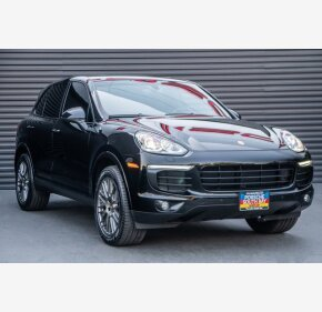 2017 Porsche Cayenne Platinum Edition for sale 101398016