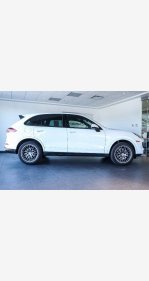 2017 Porsche Cayenne Platinum Edition for sale 101403462