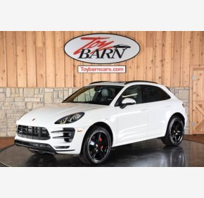 2017 Porsche Macan Turbo for sale 101073372