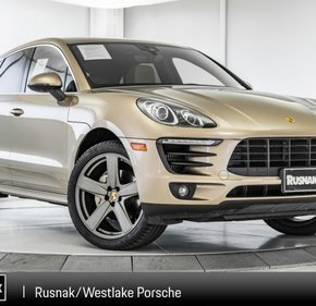 2017 Porsche Macan S for sale 101163144