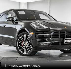 2017 Porsche Macan Turbo for sale 101178038