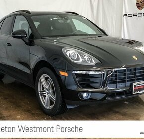 2017 Porsche Macan S for sale 101191888