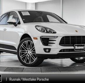 2017 Porsche Macan for sale 101198220