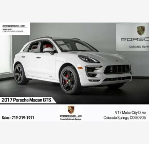 2017 Porsche Macan GTS for sale 101209614