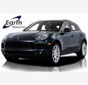 2017 Porsche Macan s for sale 101304945