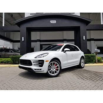 2017 Porsche Macan Turbo for sale 101331642