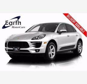 2017 Porsche Macan for sale 101421454