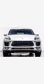 2017 Porsche Macan for sale 101425225
