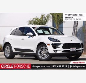 2017 Porsche Macan for sale 101434386
