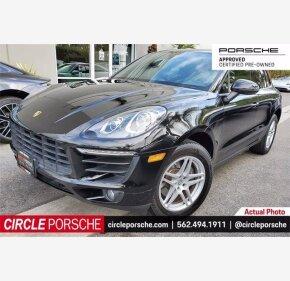 2017 Porsche Macan for sale 101454124