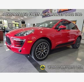 2017 Porsche Macan for sale 101486897