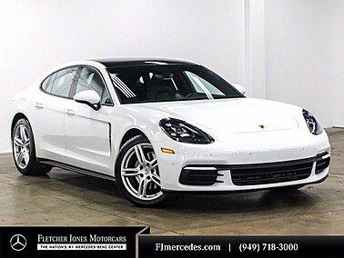 2017 Porsche Panamera for sale 101412639