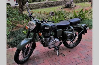 2017 Royal Enfield Bullet 500 Military for sale 200718163