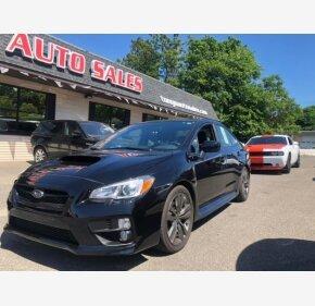 2017 Subaru WRX for sale 101335015