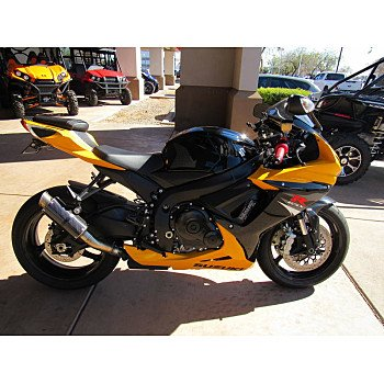 2017 Suzuki GSX-R600 for sale 200699846