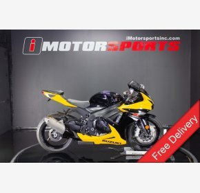 2017 Suzuki GSX-R600 for sale 200598076
