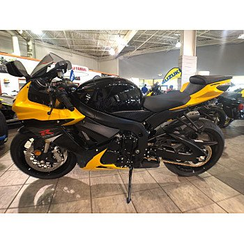 2017 Suzuki GSX-R750 for sale 200424887