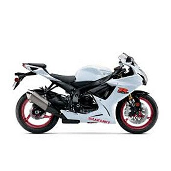 2017 Suzuki GSX-R750 for sale 200469467