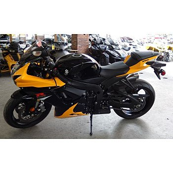 2017 Suzuki GSX-R750 for sale 200712032