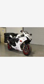 2017 Suzuki GSX-R750 for sale 200657701