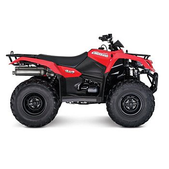 2017 Suzuki KingQuad 400 for sale 200606991