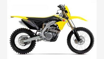 2017 Suzuki RMX450Z for sale 200584813