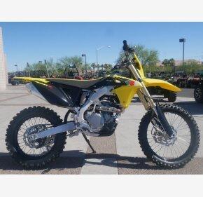 2017 Suzuki RMX450Z for sale 200588254