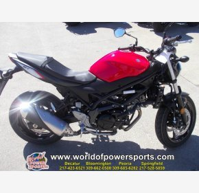 2017 Suzuki SV650 for sale 200638408