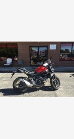 2017 Suzuki SV650 for sale 200698505