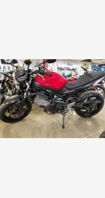 2017 Suzuki SV650 for sale 200711089