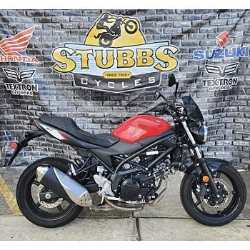 2017 Suzuki SV650 for sale 200792208