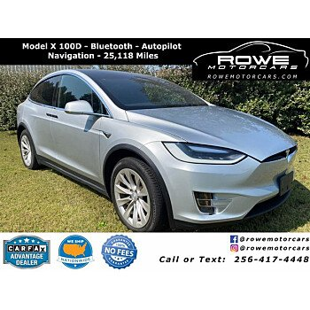 2017 Tesla Model X for sale 101360344
