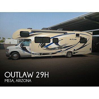 2017 Thor Outlaw 29H for sale 300254988