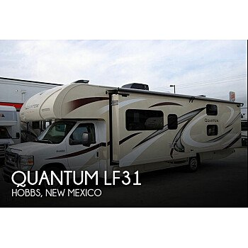 2017 Thor Quantum LF31 for sale 300232422