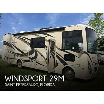 2017 Thor Windsport for sale 300181606