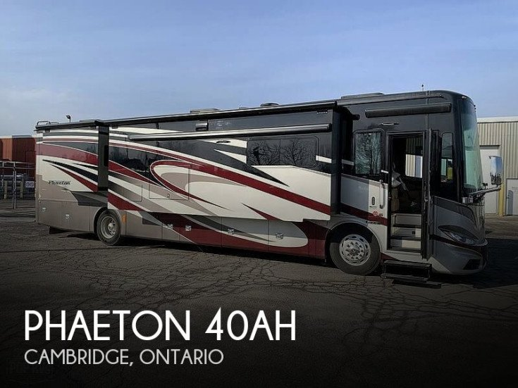 2017 Tiffin Phaeton for sale 300298640