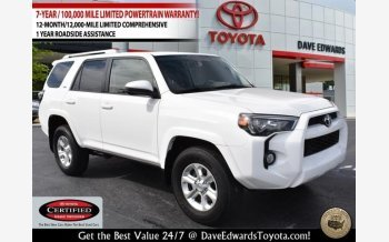 2017 Toyota 4Runner 4WD for sale 101104428