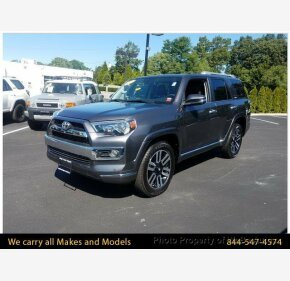 2017 Toyota 4Runner 4WD for sale 101152637