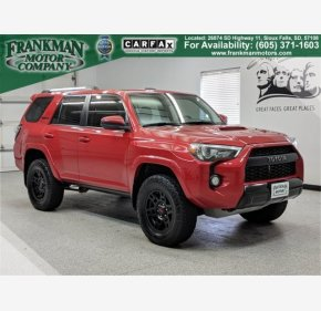 2017 Toyota 4Runner 4WD for sale 101194827