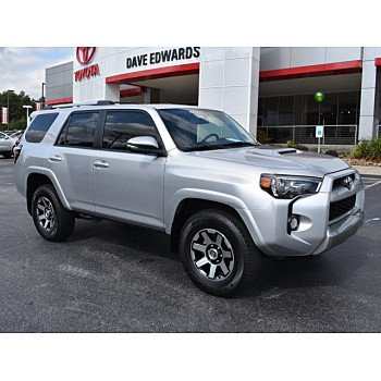 2017 Toyota 4Runner 4WD for sale 101220349