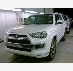 2017 Toyota 4Runner 4WD for sale 101238168