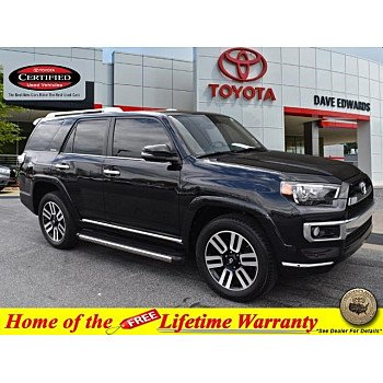 2017 Toyota 4Runner 4WD for sale 101293837