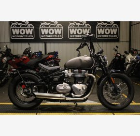 2017 Triumph Bonneville 1200 for sale 200603767
