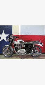 2017 Triumph Bonneville 1200 for sale 200980522