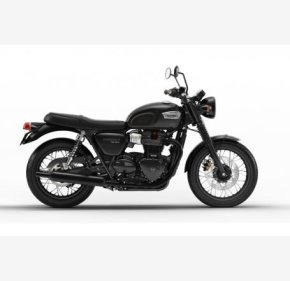 2017 Triumph Bonneville 900 for sale 200437838