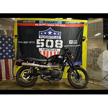 2017 Triumph Scrambler for sale 200791856